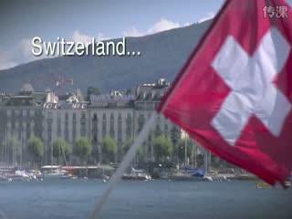 瑞士旅游之-瑞士风景